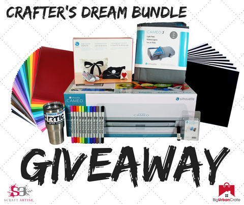 Crafter's Dream Bundle Giveaway Contest