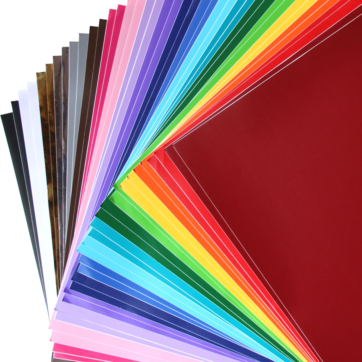 Permanent Adhesive Vinyl for Indoor and Outdoor Use