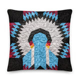 War Bonnet - Premium Pillow