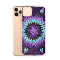 Purple Rain - iPhone Case