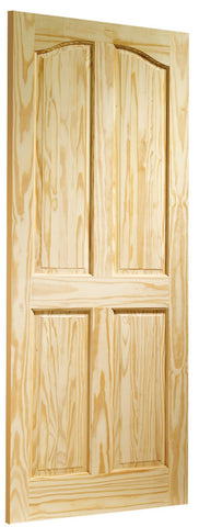 XL Joinery Clear Pine Rio 4 Panel