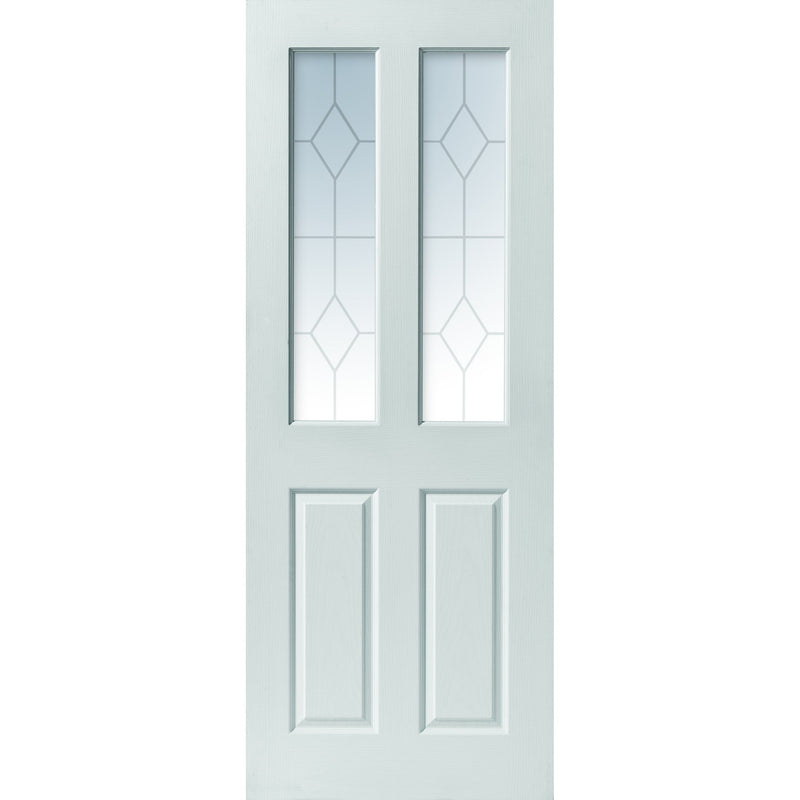 JBKind Canterbury 2 LT with Etched Glass