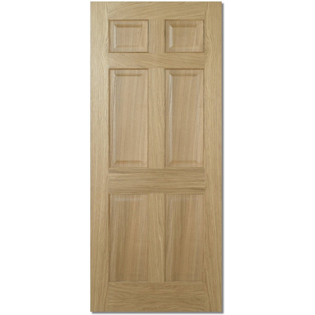 LPD Oak Regency 6P Equal Panel