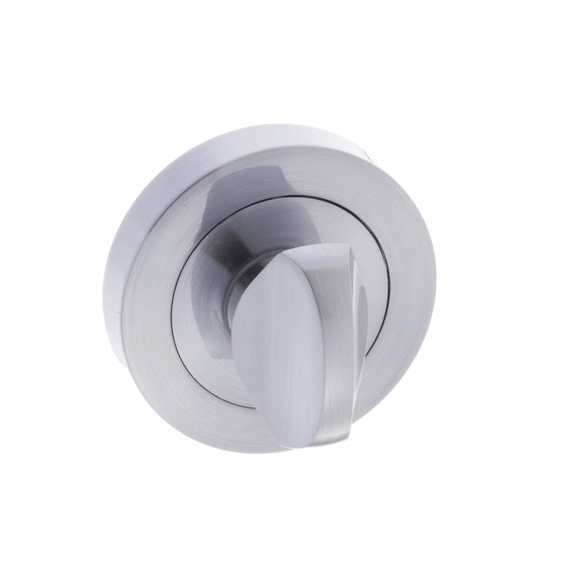 Atlantic UK Forme WC turn and release lock in satin chrome