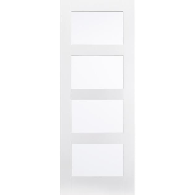 XL Joinery White Shaker 4 Panel