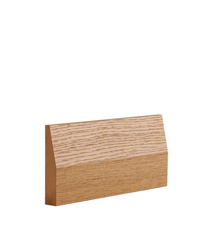 Deanta Oak Half Splayed Architrave & Skirting
