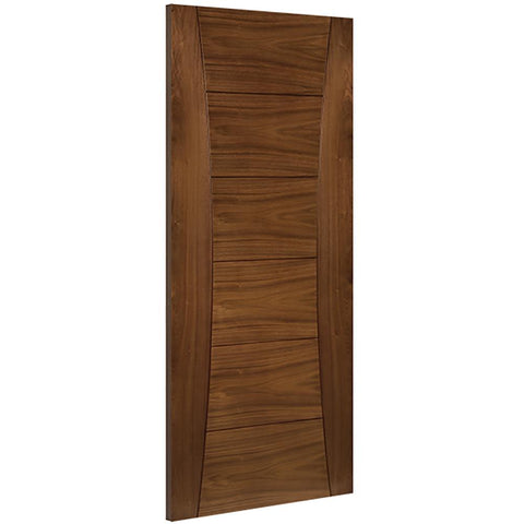 Deanta Walnut Pamplona 6 horizontal panels