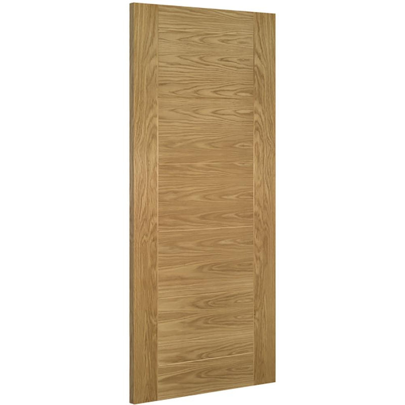 Deanta oak Seville horizontal panels