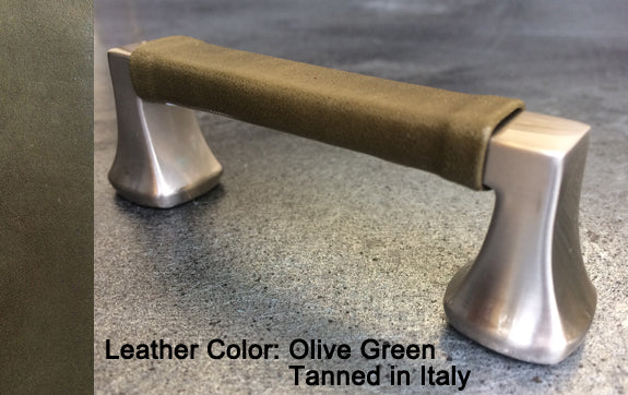 "5"" Minneapolis Cabinet Pull in Brushed Nickel Finish"