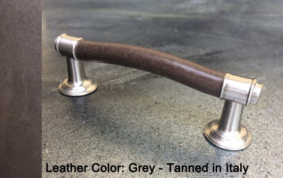 "3"" New York City Cabinet Pull in Satin Nickel Finish"
