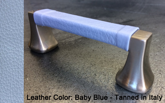 "3"" Minneapolis Cabinet Pull in Brushed Nickel Finish"