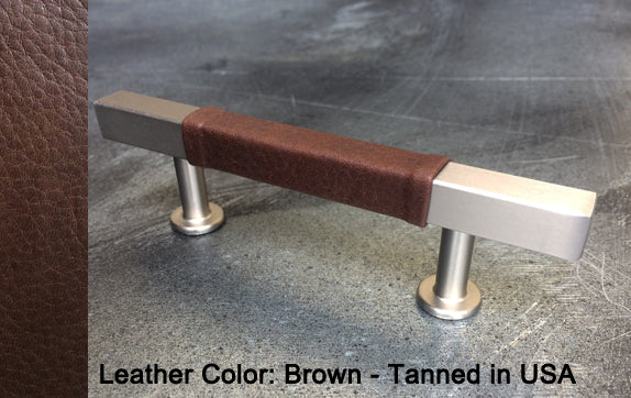 "5"" Aspen Cabinet Pull in Stainless Steel"