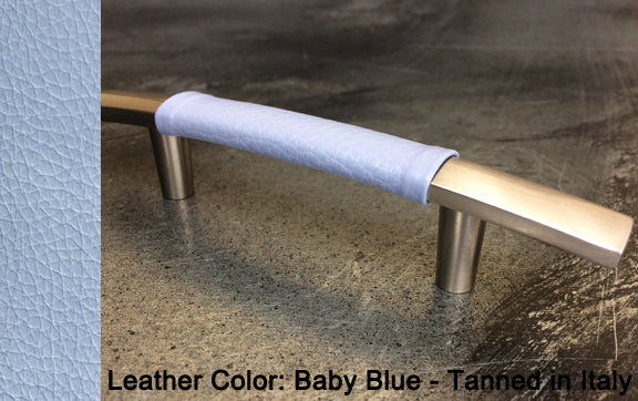"5"" Chicago Cabinet Pull in Satin Nickel Finish"