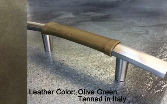 "5"" Chicago PLUS Cabinet Pull in Brushed Satin Nickel Finish"