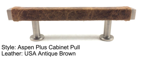 "3"" Aspen PLUS Cabinet Pull in Stainless Steel"