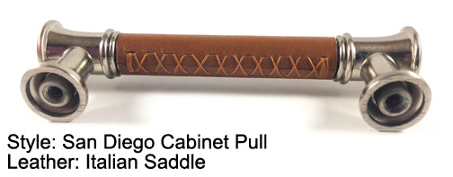 "3"" San Diego Cabinet Pull in Satin Nickel Finish"