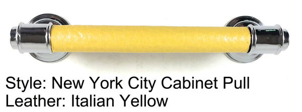 "3"" New York City Cabinet Pull in Polished Chrome Finish"