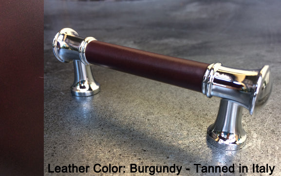 "3"" San Diego Cabinet Pull in Polished Chrome Finish"