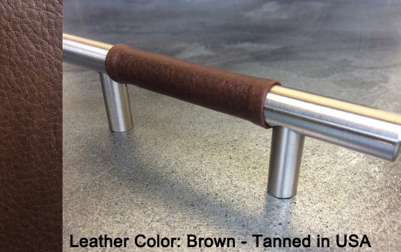 "5"" Seattle Cabinet Pull in Brushed Satin Nickel Finish"