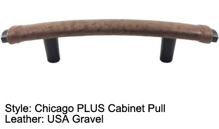 "3"" Chicago PLUS Cabinet Pull in Flat Black Finish"