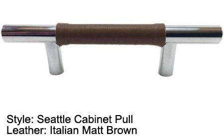 "3"" Seattle Cabinet Pull Polished Chrome Finish"