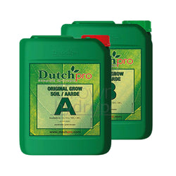 Dutch Pro Original Grow Soil A&B
