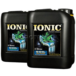 Growth Technology Ionic Soil Grow