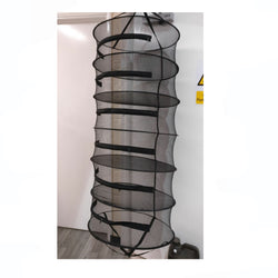 Jumbo Drying Net 6 Tier with Zippers