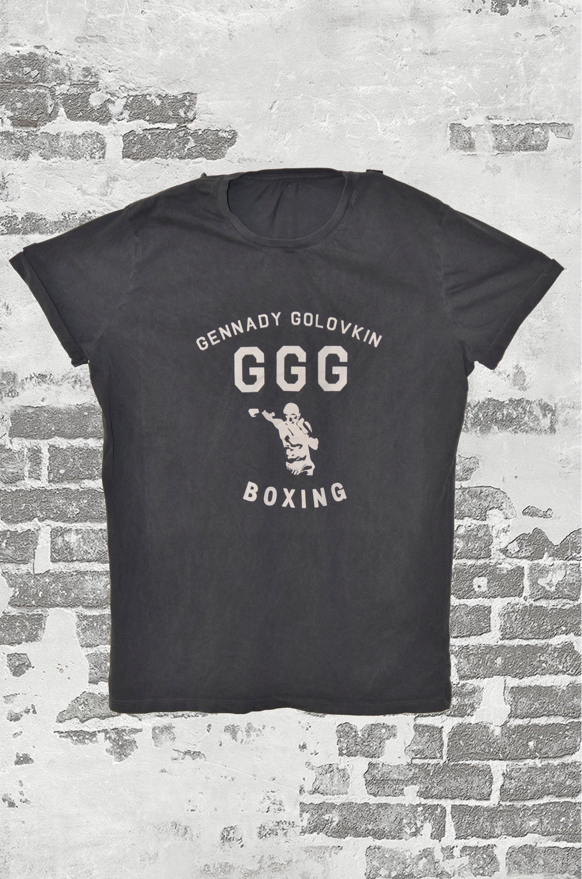 GGG Boxing Tee Shirt
