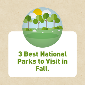 3 Best National Parks to Visit in Fall