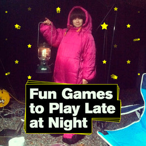 Night Owls of the World, Fun Games to Play Late at Night