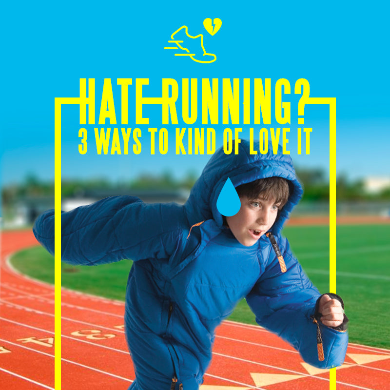 Hate Running? 3 Ways to Kind of Love it