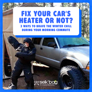 Fix Your Car's Heater or Not? 3 Ways to Brave the Winter Chill During Your Morning Commute