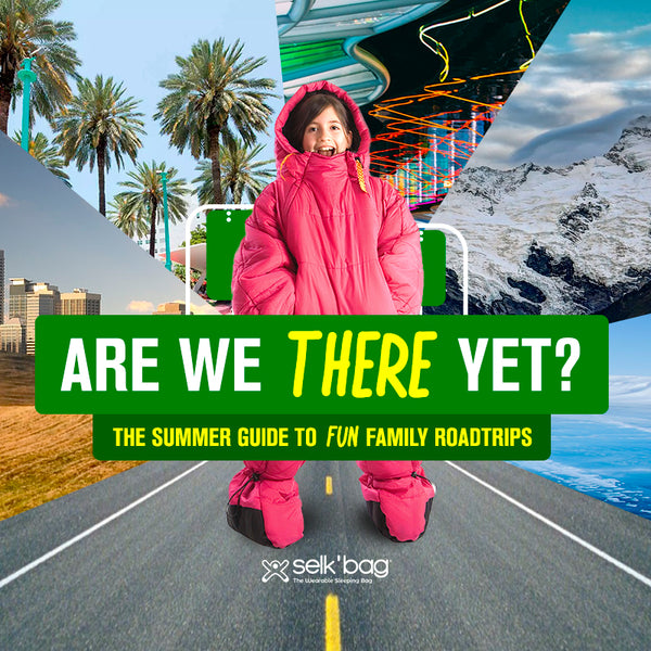Are We There Yet? The Summer Guide to Fun Family Road Trips