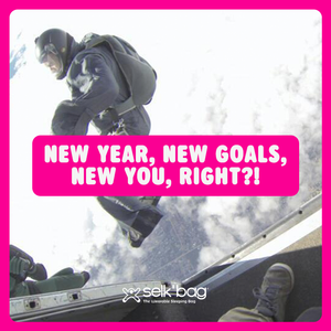 New Year, New Goals, New You, Right?!