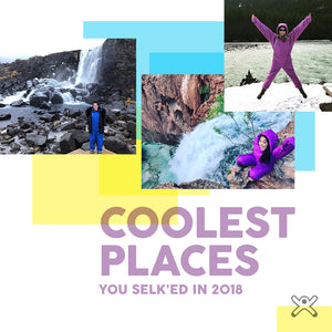 Coolest Places You Selk'ed in 2018