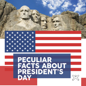 Peculiar Facts About Presidents' Day