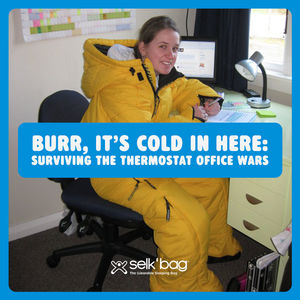 Burr, It's Cold in Here: Surviving the Thermostat Office Wars