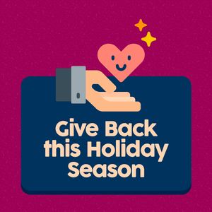 Give Back this Holiday Season with Selk and Direct Relief