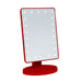 Touch 2.0 Dimmable LED Makeup Mirror in Matte
