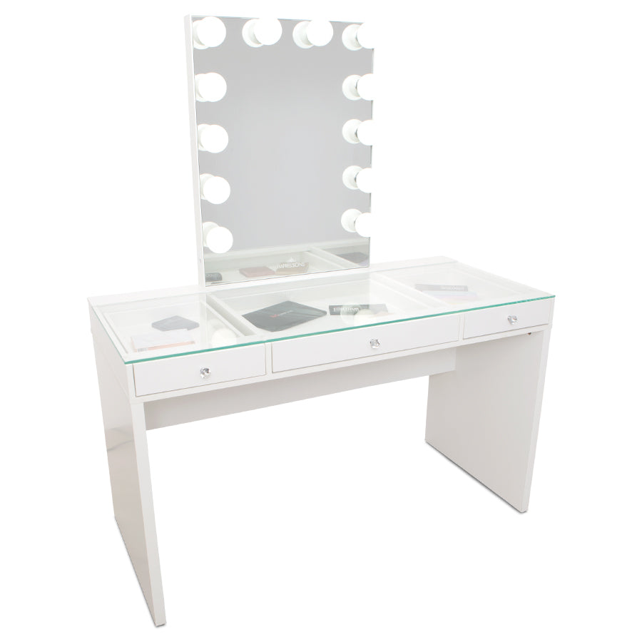 SlayStation® Plus 2.0 Table + Vanity Mirror Bundle