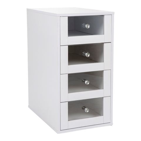 SlayStation® 4-Drawer Vanity Storage Unit