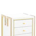 SlayStation® Addison 6-Drawers Vanity Storage Unit