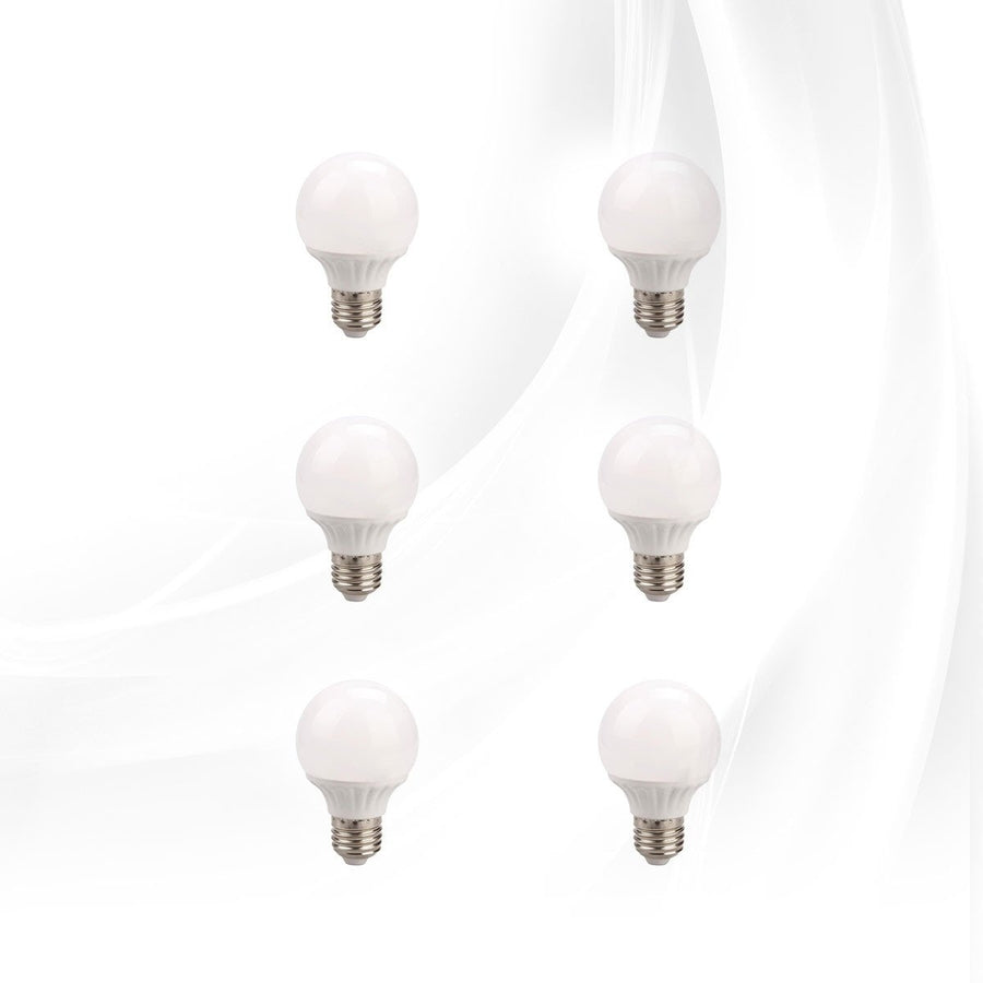 Bulbs-LED-E27-6-Pack