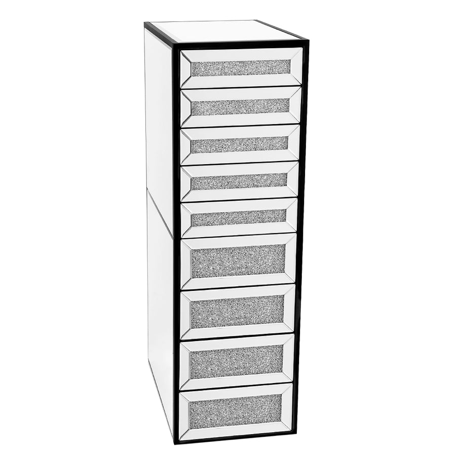 SlayStation® Diamond Edition 9-Drawers Vanity Storage Unit