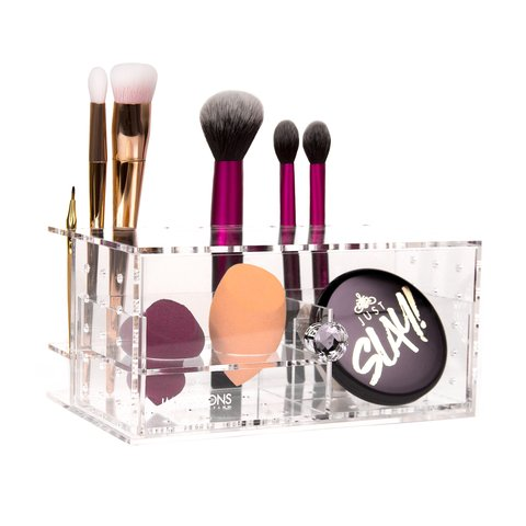 Diamond Collection Brush & Blend! Acrylic Organizer