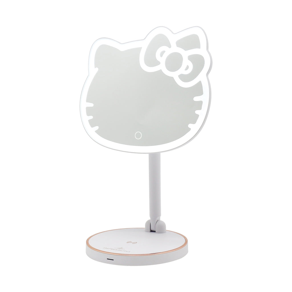 Hello Kitty LED Rechargeable Makeup Mirror