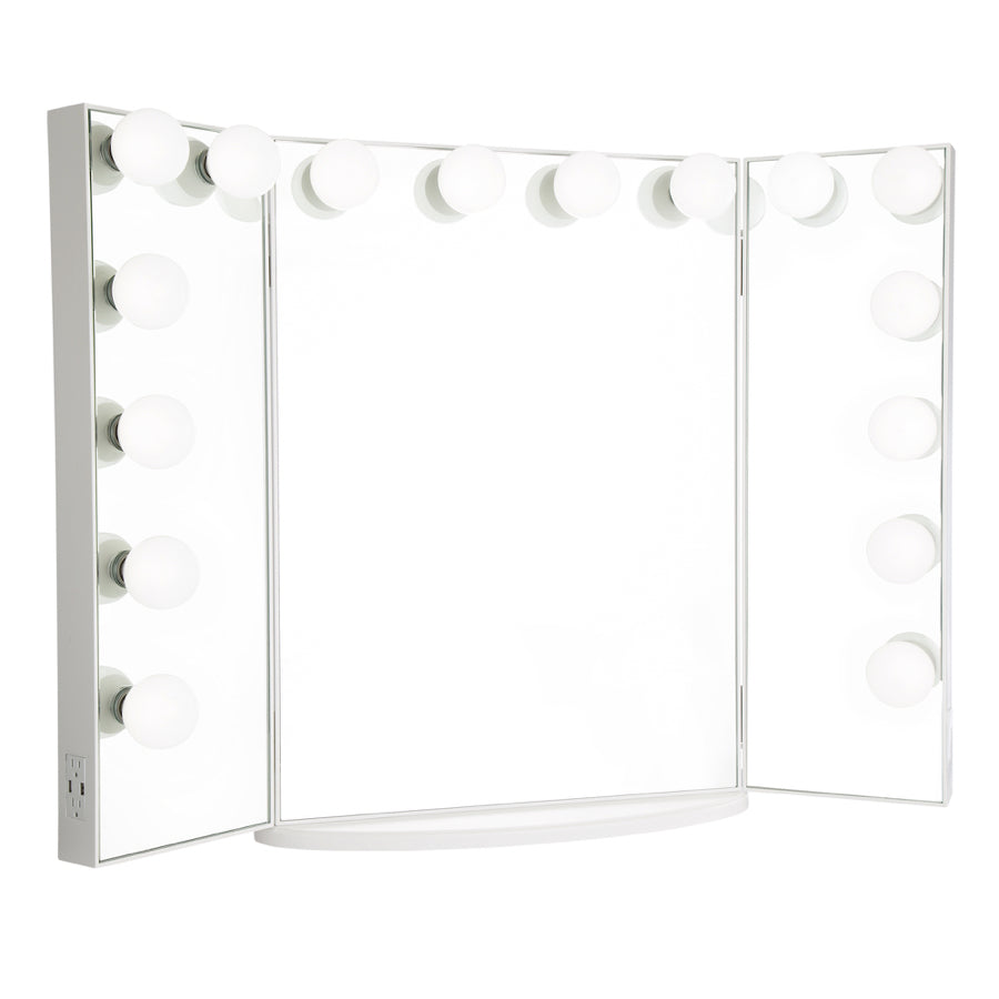 Hollywood Glow 174 Pro Trifold Vanity Mirror Impressions
