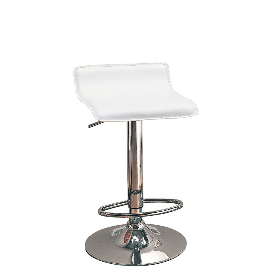 Impressions Vanity Co Minimal Vanity Stool Adjustable
