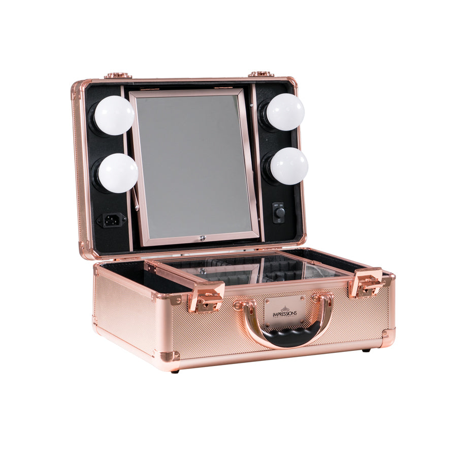 Slaycase 174 Vanity Travel Case In Bling Impressions Vanity Co